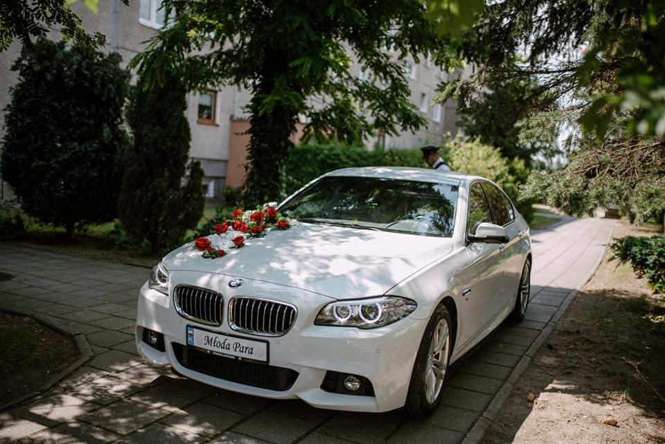 Limuzyna BMW do Ślubu